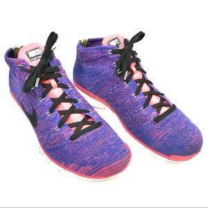 Nike Free Flyknit Chukka - Men's Size 13 - EUC!!
